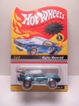 HOT-WHEELS RLC NEO-CLASSICS SERIES 2004 MIGHTY MAVERICK SERIES4 5685/11000 BLUE