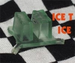 Ice T Ice blocks Blue Tint or Clear