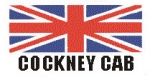 Cockney Cab Decal