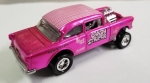 **NEW** Candy Stripper '55 Chevy Bel Air Gasser Decal