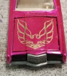 Gold Trans-Am Firebird Hood Eagle Decal
