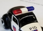 Police Cop Lights for Customs or Customizing 1:64 Die-cast cars