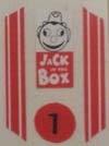 Jack in the Box Decal (white)