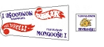 Mongoose Rail  Decal
