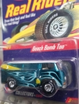 Hot Wheels Real Riders Exclusive Beach Bomb Too