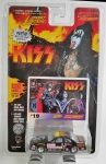 Johnny Lightning Kiss Cars Gene Simmons on Card #19