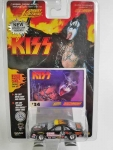 Johnny Lightning Kiss Cars Gene Simmons on Card #34
