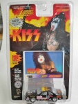 Johnny Lightning Kiss Cars Gene Simmons on Card #38