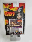Johnny Lightning Kiss Cars Gene Simmons on Card #9